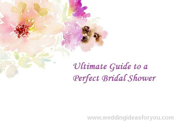 bridal shower etiquette everything you need to know wedding ideas for you