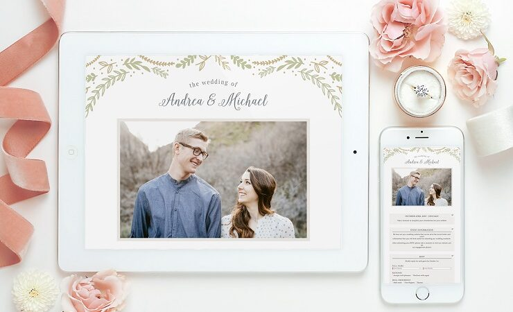 Basic Invite Wedding Guestbooks